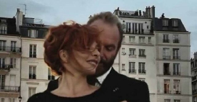 Zmysłowy i namiętny film o miłości. Sting and Mylène Farmer