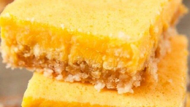 Ciasto cytrynowe. Pycha