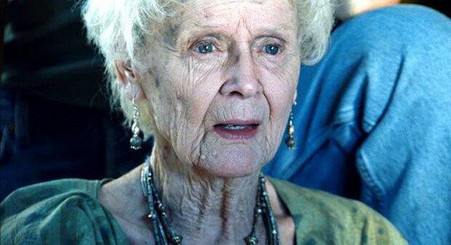 """Rose z filmu """"Titanic"""" w podeszłym wieku - taka była w młodości"""