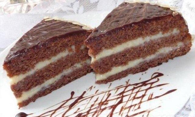 Leniwe ciasto na szybko