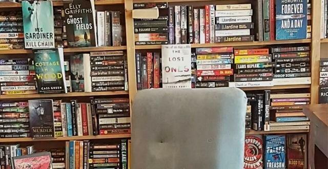Księgarnia przyciąga mnóstwo ludzi. Wszystko dzięki małej sztuczce