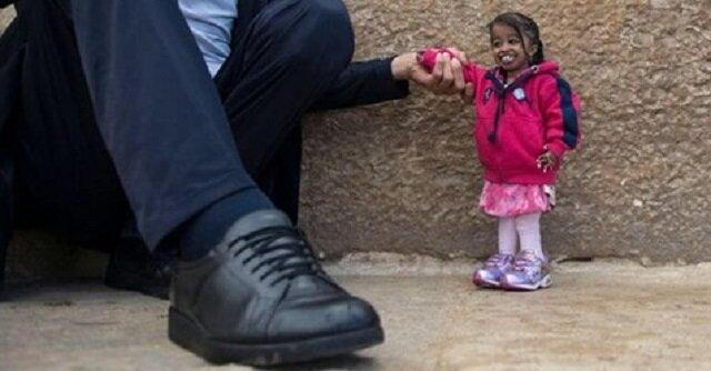 Najwyższy mężczyzna i najmniejsza kobieta na świecie w końcu się spotkali