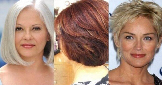 Modne fryzury dla cienkich włosów średniej długości