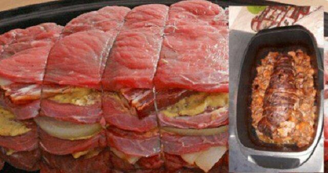 Zrób kulinarne wrażenie na swoich gościach. Cygańska pieczeń