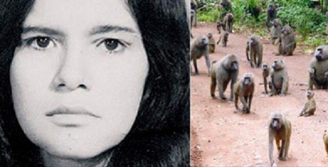 Historia Mariny, wychowywanej przez małpy przez pięć lat