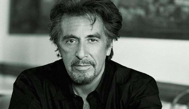 """Al Pacino: """"Potrzebuję jednego pasażera, z którym dojadę do miejsca docelowego"""""""