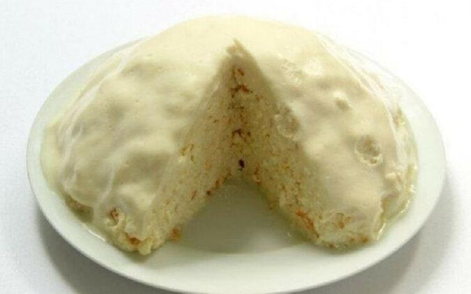 Tort mleczny bez pieczenia. Pycha