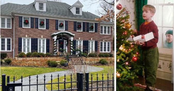 """30 lat później: Jak wygląda dom z ulubionego filmu świątecznego """"Kevin sam w domu"""""""