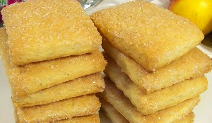 Delikatne i pyszne ciasteczka. Sprawdzony przepis rodzinny