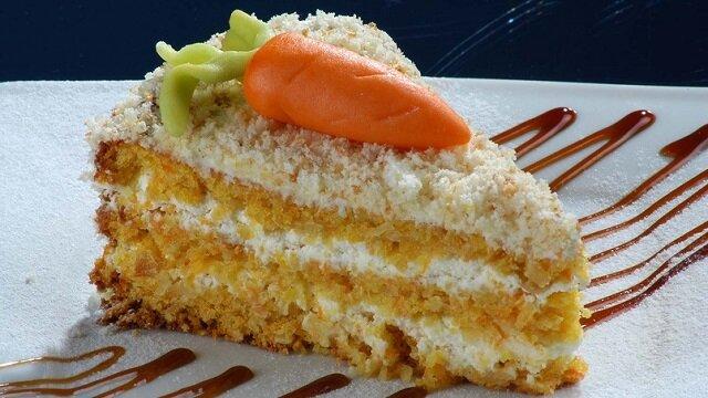 Idealny przepis: marchewkowy tort