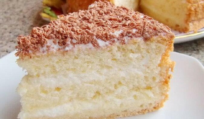 """Wspaniały domowy tort """"Królowa"""". Niesamowicie delikatny"""