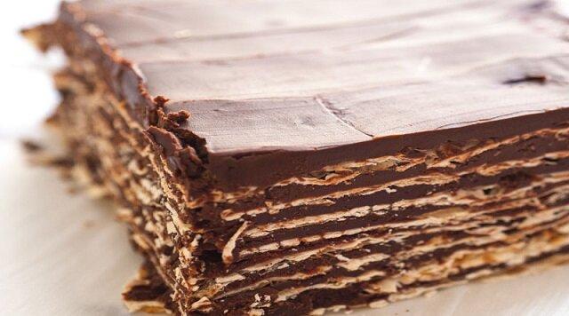 Bardzo szybkie i łatwe ciasto czekoladowe