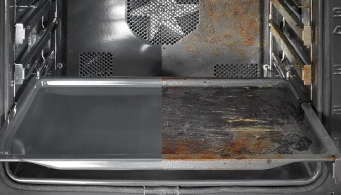 Właściwy i genialny trik na czyszczenie piekarnika. Całe życie robiłaś to w zły sposób