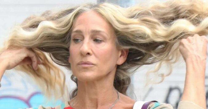 """""""Wesoła Carrie"""": Sarah Jessica Parker w tutu powtórzyła swój kultowy wizerunek"""