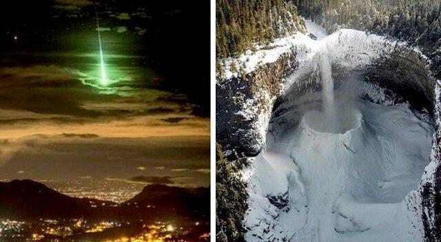 10 ujęć, które rzucają światło na niezrównane piękno naszej planety!