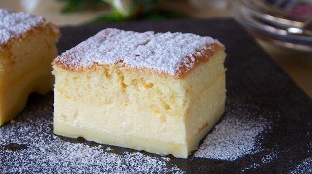 Kremowe ciasto cytrusowe