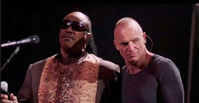 Sting i Stevie Wonder - dwie legendy i jedna piosenka, która skradnie Twoje serce