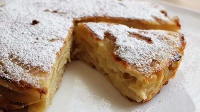 Mój ulubiony przepis na perfekcyjne ciasto z jabłkami. Już nie przygotowuje szarlotki