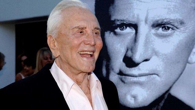 """Legendarny aktor Kirk Douglas: """"Starość jest kwestią podejścia"""". Jest na to antidotum"""