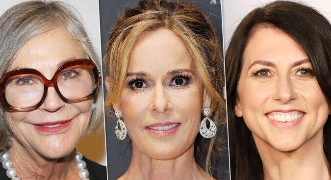 """Powiedziały """"nie"""" operacjom plastycznym: jak wyglądają najbogatsze kobiety na świecie"""