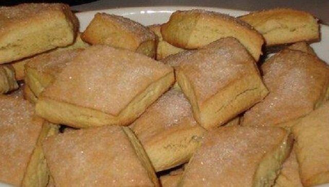 Cudowne ciasteczka na kefirze. Pyszne, aromatyczne i łatwe w przygotowaniu