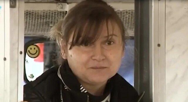 Kobieta-motorniczy tramwaju zmieniła się nie do poznania