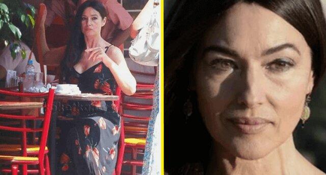 Zdjęcia Bellucci, które pokazują, jaka aktorka jest w życiu