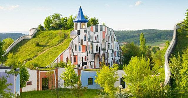 Niezwykły hotel w Austrii, w którym nie ma bezpośrednich linii i łatwo można się zgubić