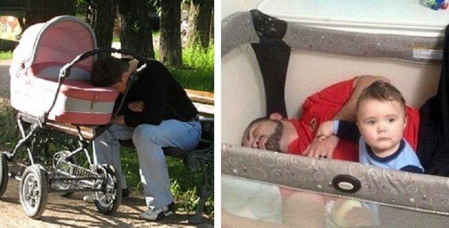Kto nie miał styczności z małymi dziećmi, nie zrozumie tych 15 zdjęć