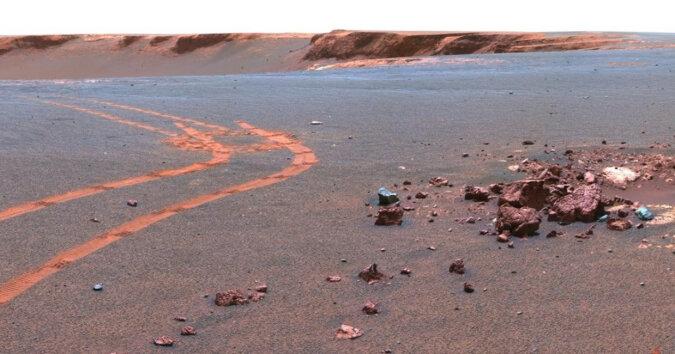 Pierwsze jak dotąd wideo Marsa w najlepszej jakości 4K