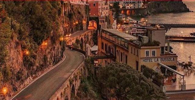 Amalfi to miasto najpiękniejszych zachodów słońca i nierealnej architektury!
