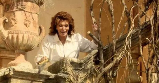 Wspaniała Sophia Loren w reklamie Dolce & Gabbana