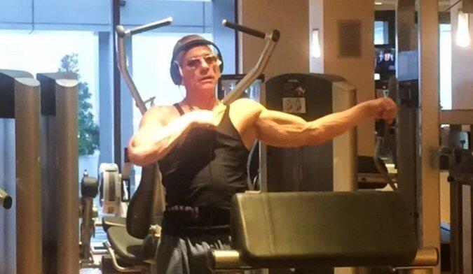 Jean-Claude Van Damme ma 60 lat i nadal jest wysportowany