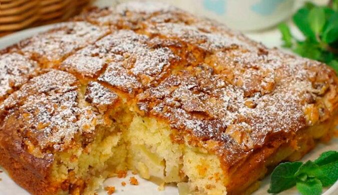 Ciasto norweskie. Jest miękkie i delikatne