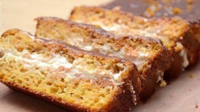 Ciasto marchewkowe z cynamonem: smacznie i bardzo oryginalnie