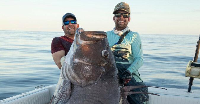 """Rybacy z Florydy złowili """"morskiego potwora"""""""