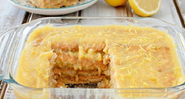 Leniwy tort bez pieczenia. Wspaniały przepis dla wszystkich, którzy nie mają czasu
