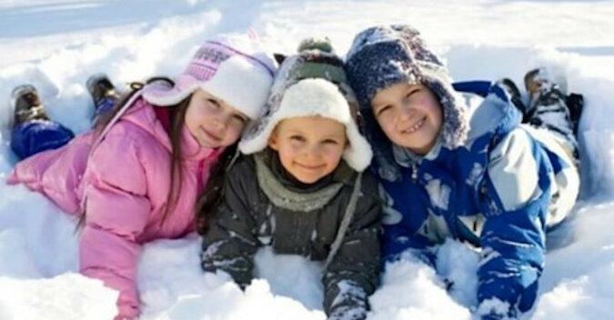 Sześć interesujących faktów na temat dzieci, które urodziły się zimą