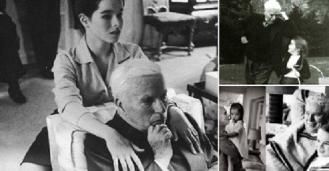 Charlie Chaplin napisał ten list do swojej córki Geraldine